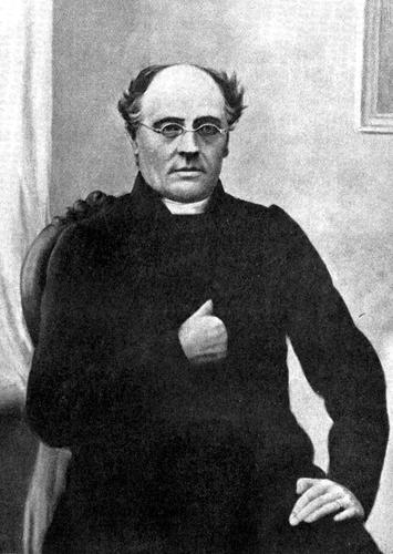 Photo of Johan Ludvig Runeberg