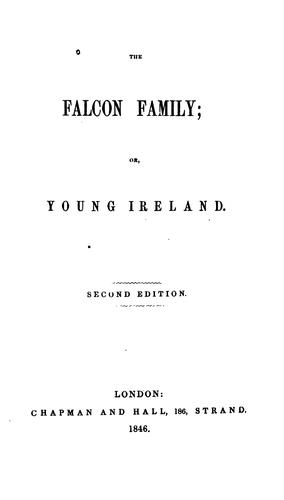 The Falcon Family by Marmion Wilard Savage