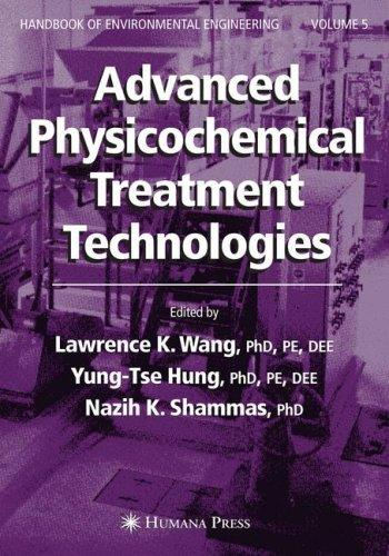 Advanced physicochemical treatment technologies by