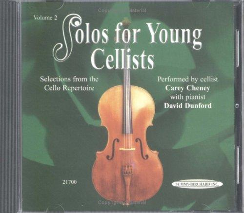 Solos for Young Cellists