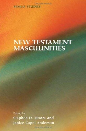New Testament masculinities by