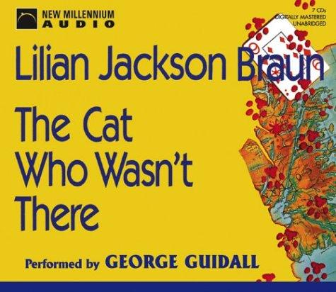 The Cat Who Wasn't There (Cat Who… (Audio))
