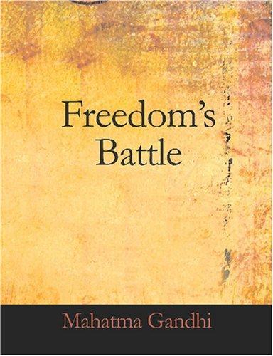 Freedom\'s Battle (Large Print Edition)