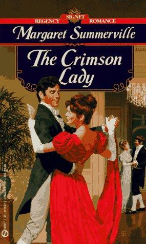 The Crimson Lady by Margaret Summerville