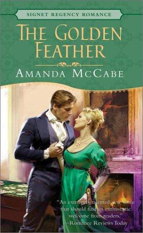 The golden feather by Amanda McCabe