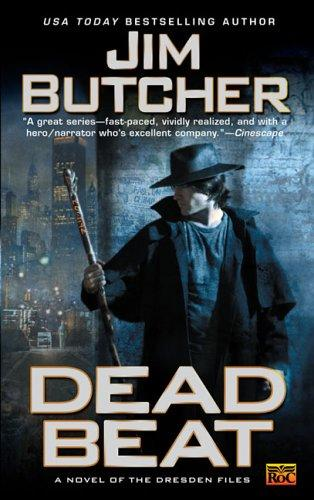 Dead Beat (The Dresden Files, Book 7) by Jim Butcher