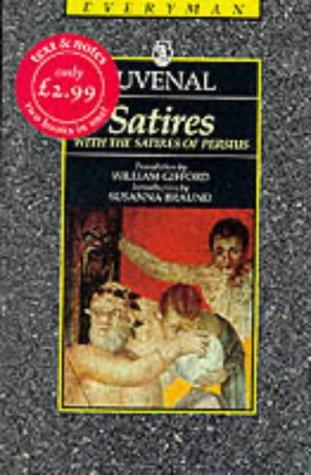 Satires by Juvenal., John Warrington, Richard Stoneman