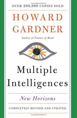 Multiple Intelligences by Howard Gardner