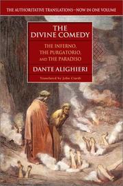 Dante's Inferno book cover