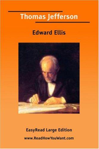 Thomas Jefferson EasyRead Large Edition