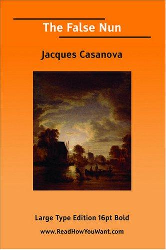 The False Nun by Jacques Casanova