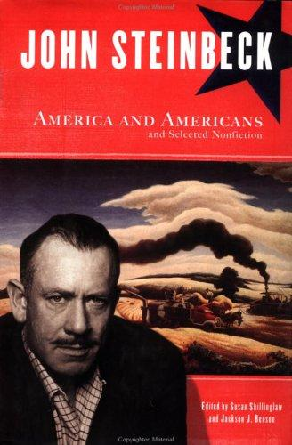 America and Americans, and selected nonfiction by John Steinbeck