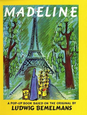 Madeline Pop-up Book by Ludwig Bemelmans
