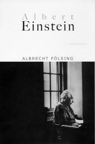 Albert Einstein by Albrecht Fölsing