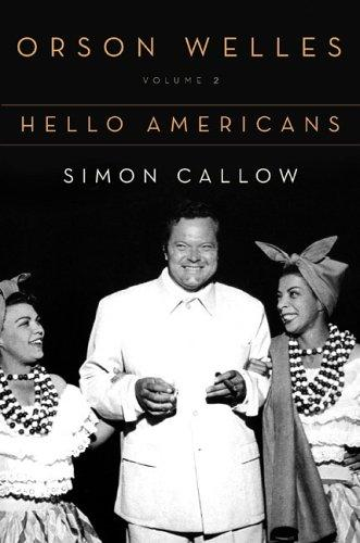 Image 0 of Orson Welles: Volume 2: Hello Americans