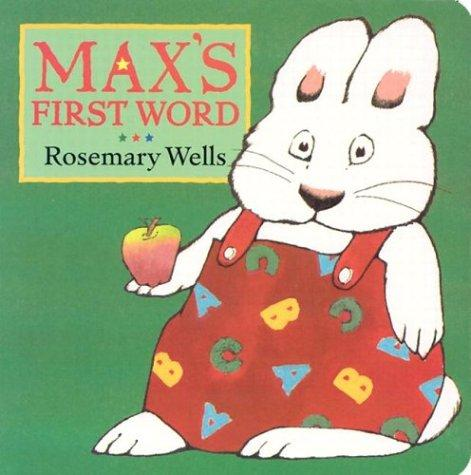 Max's First Word (Max and Ruby) by Jean Little
