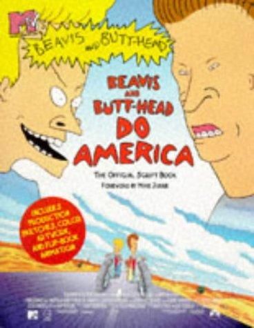 Beavis and Butt-head do America by Mike Judge