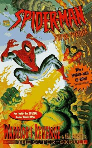 WARRIORS REVENGE SPIDER MAN SUPER THRILLER 8