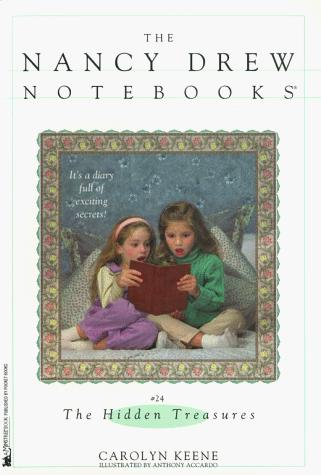 The Hidden Treasures Nancy Drew Notebooks 24 by Carolyn Keene