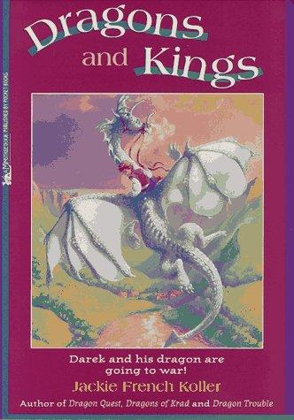 DRAGONS KINGS DRAGONLING 6 (Dragonling) by Jackie French Koller