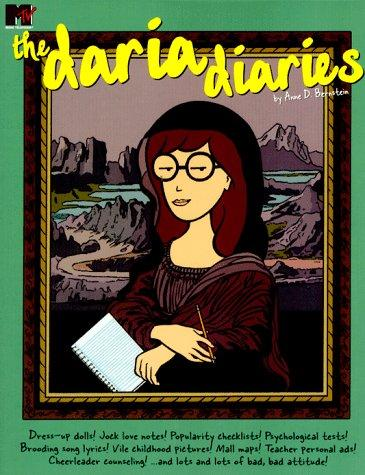 The Daria diaries by Anne D. Bernstein