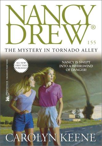 The mystery in Tornado Alley by Carolyn Keene