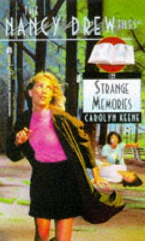 Strange Memories The by Carolyn Keene
