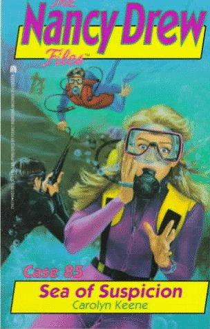 Sea of Suspicion by Carolyn Keene