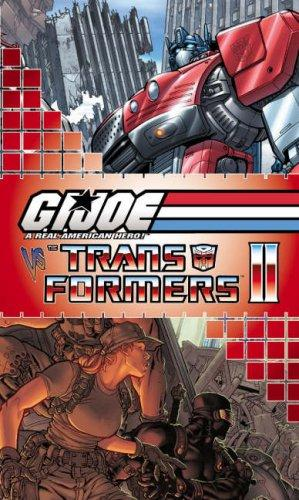 G.I. Joe Vs. The Transformers Volume 2 by Dan Jolley