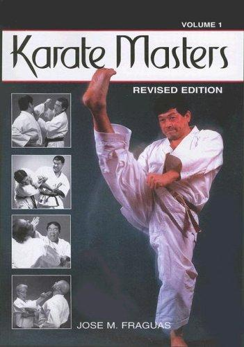 Karate Masters by Jose Fraguas