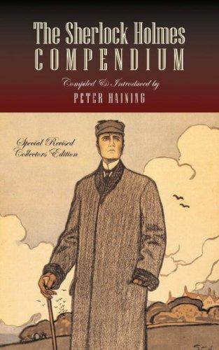 The Sherlock Holmes Compendium by Peter Høeg